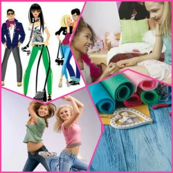 Kids : Dance, Stylisme & Brico-déco