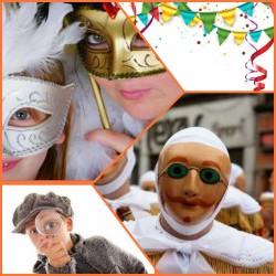 Kids :Mystère au Carnaval: Mène l'enquète!