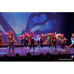 Danse Niveau 2 (9 à 12 ans)