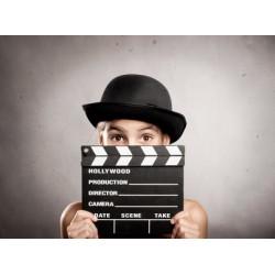 Kids: Cinéma, crée ton propre film!